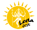 Leela Fest – The Spiritual Gathering Mobile Retina Logo