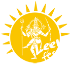 Leela Fest – The Spiritual Gathering Logo
